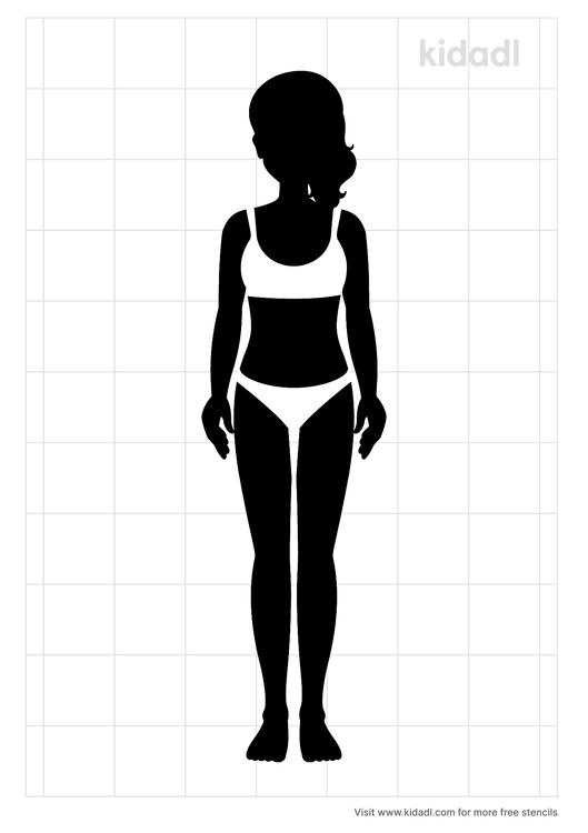 female-body-stencil