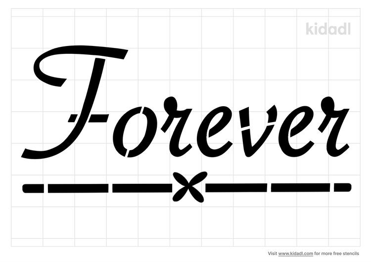 forever-stencil