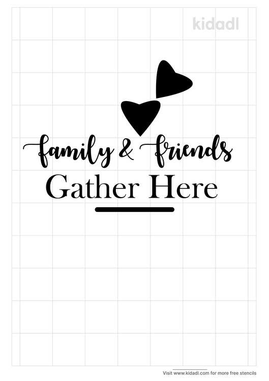 friends-and-family-gather-stencil