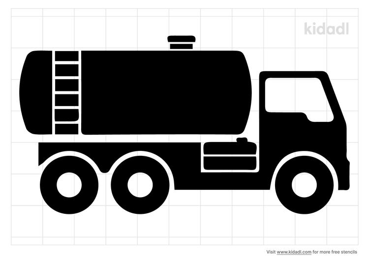 fuel-tanker-stencil