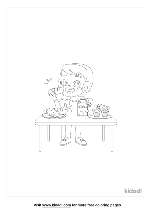 girl-with-braids-eating-coloring-page.png