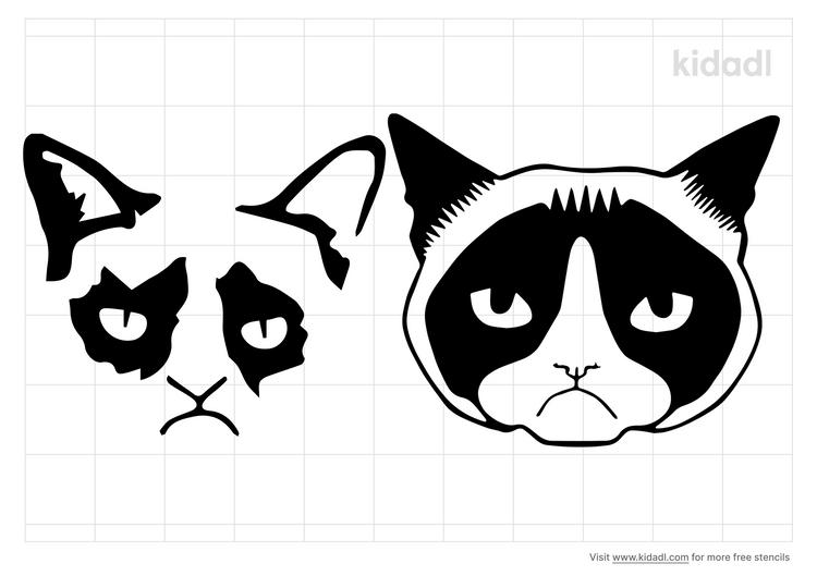 grumpy-cat-stencil