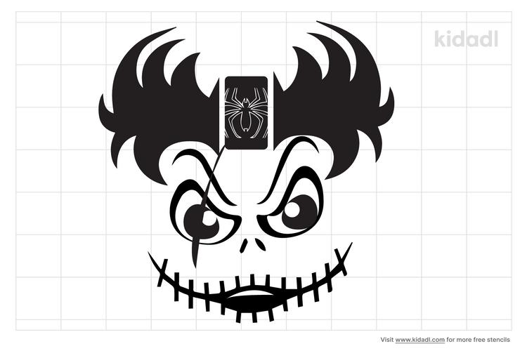halloween-king-stencil