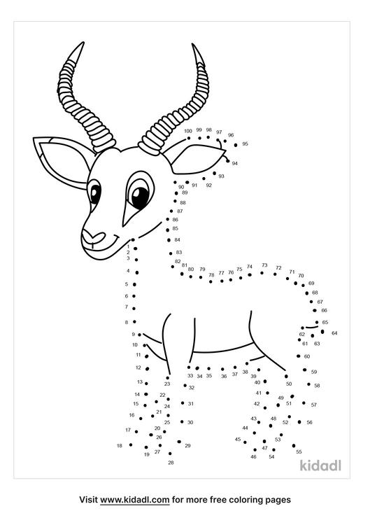 hard-antelopes-dot-to-dot