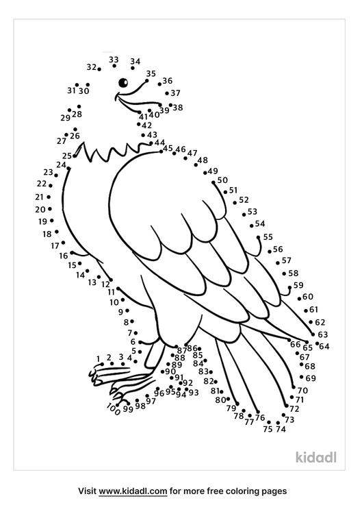 hard-bald-eagle-dot-to-dot