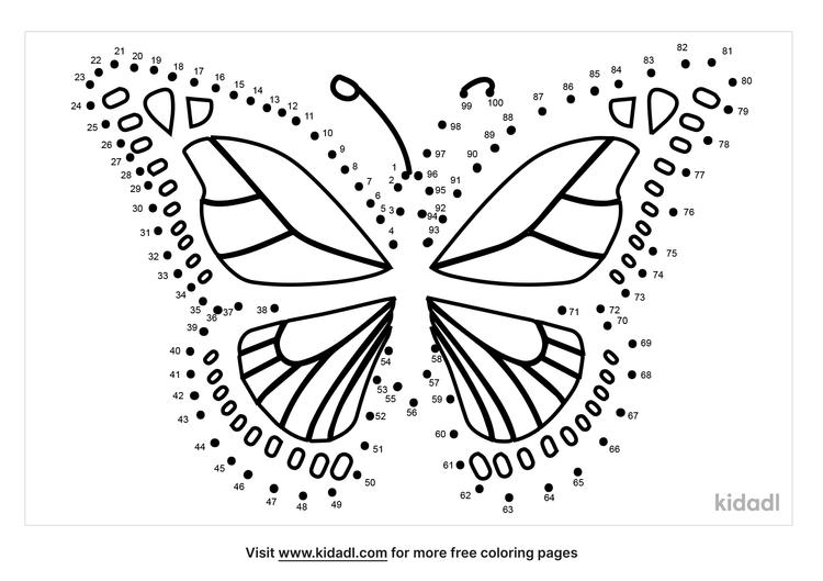 hard-butterfly-dot-to-dot