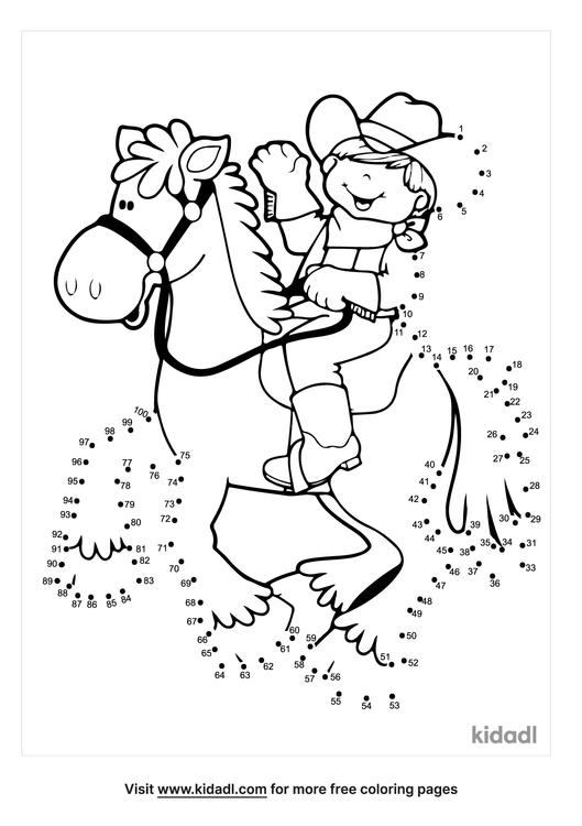 hard-cowgirls-dot-to-dot