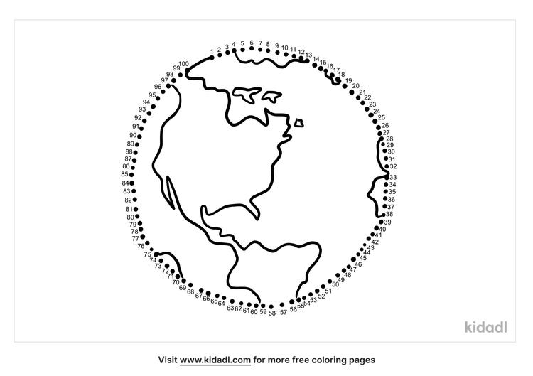 hard-earth-dot-to-dot
