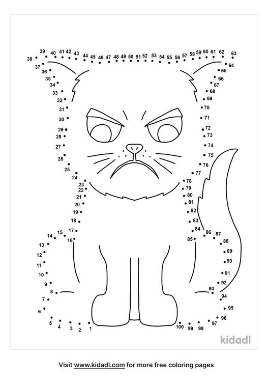 hard-grumpy-cat-dot-to-dot
