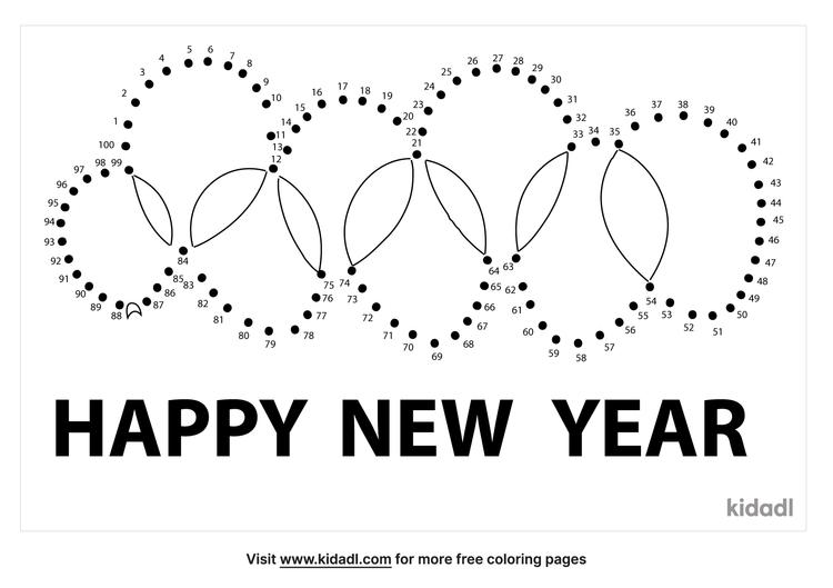 hard-happy-new-year-dot-to-dot