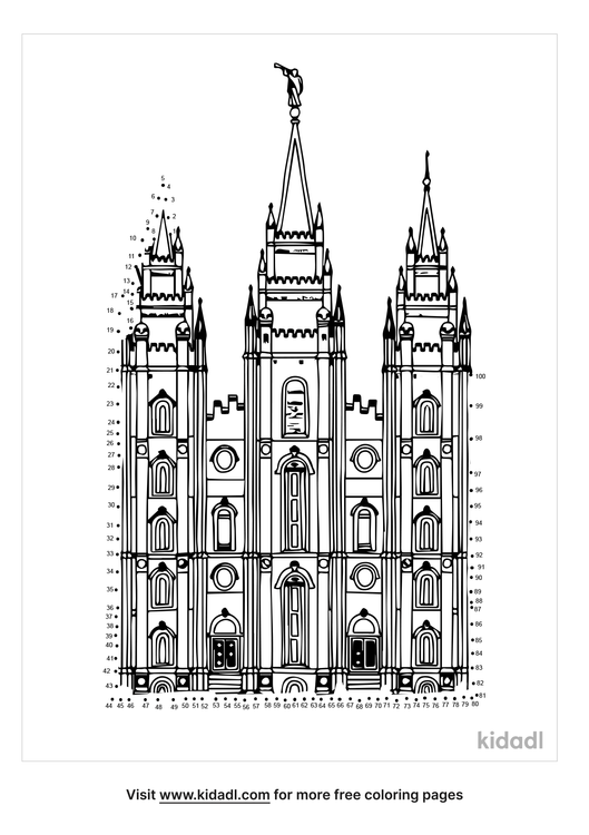 hard-lds-temple-dot-to-dot