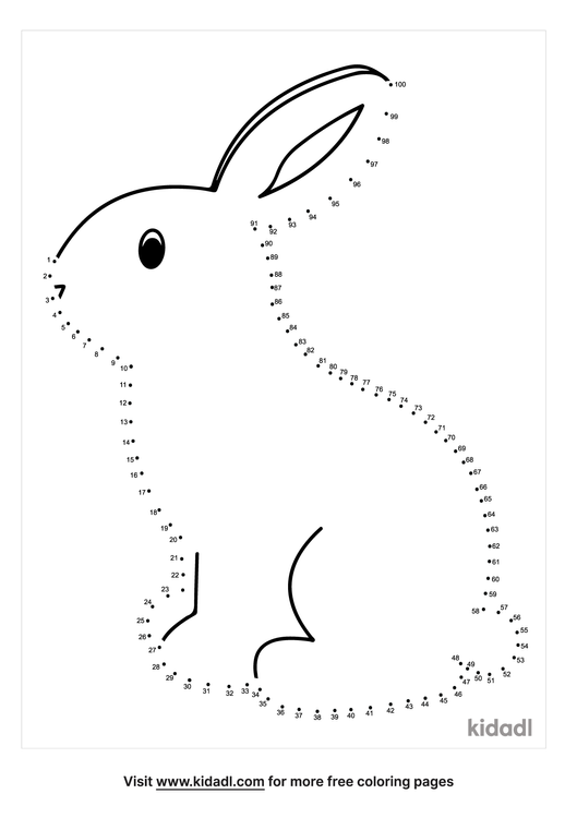 hard-rabbit-dot-to-dot