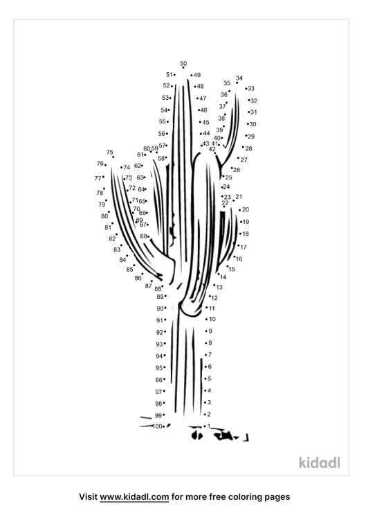 hard-saguaro-dot-to-dot
