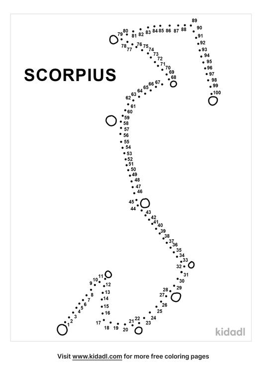 hard-scorpius-dot-to-dot