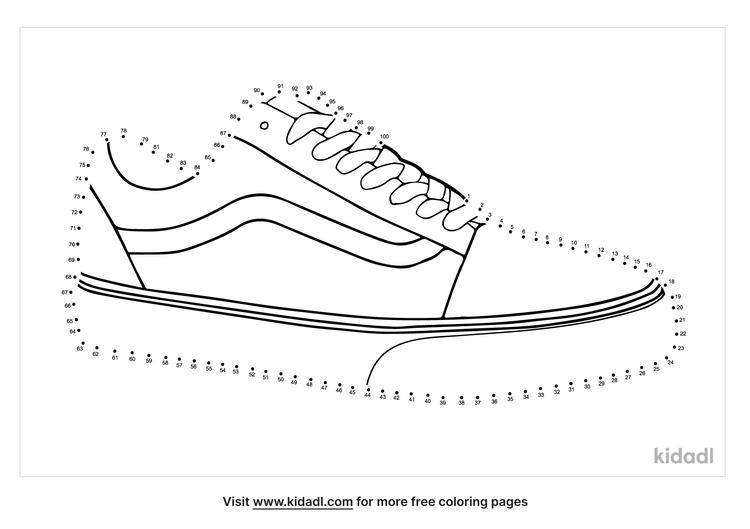 hard-shoes-dot-to-dot