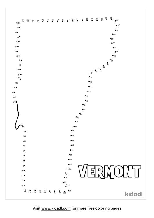 hard-vermont-dot-to-dot