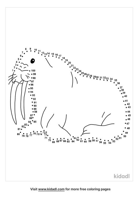 hard-walrus-dot-to-dot