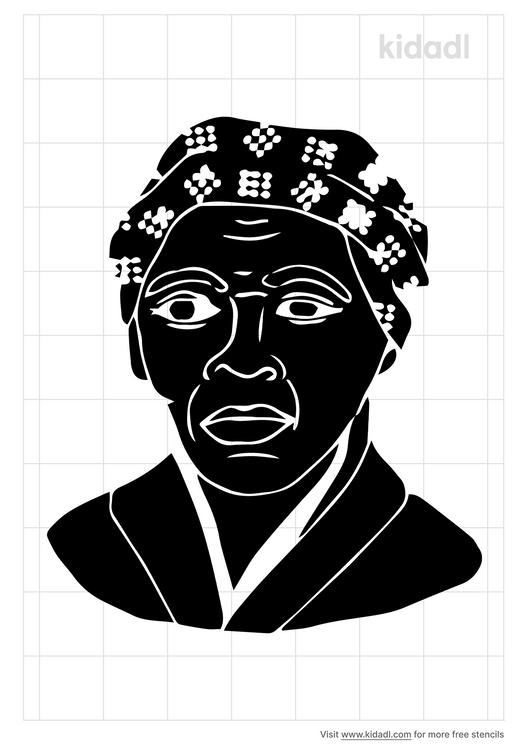 harriet-tubman-stencil