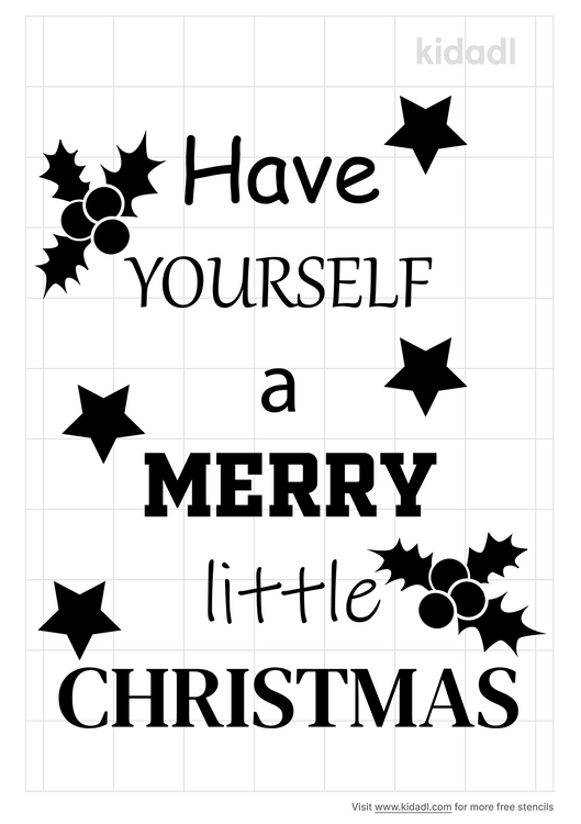 have-yourself-a-vintage-little-christmas-stencil