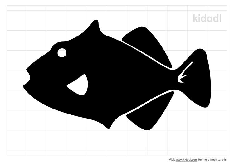 hawaiian-fish-stencil