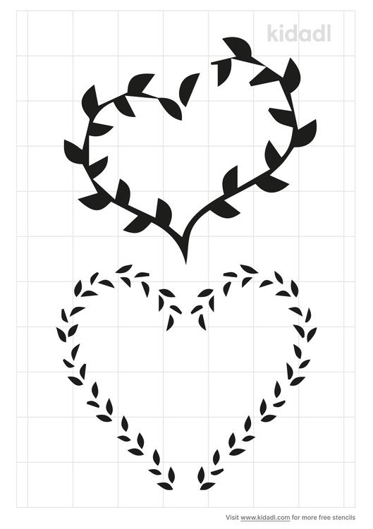 heart-encircled-by-laurel-stencil