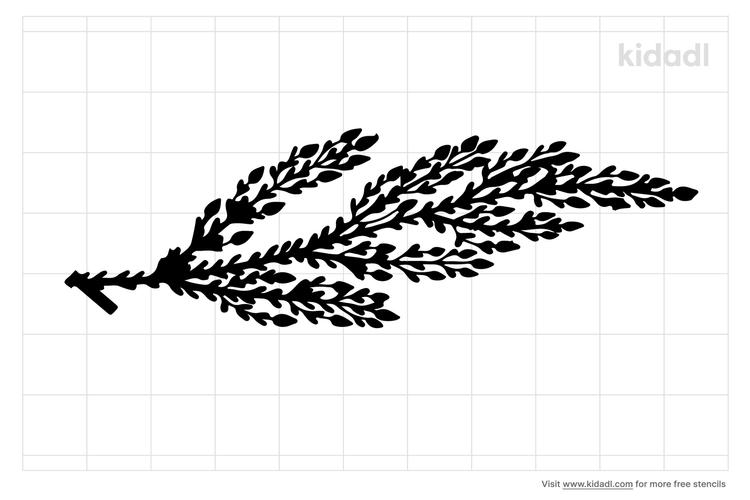 heather-flower-stencil