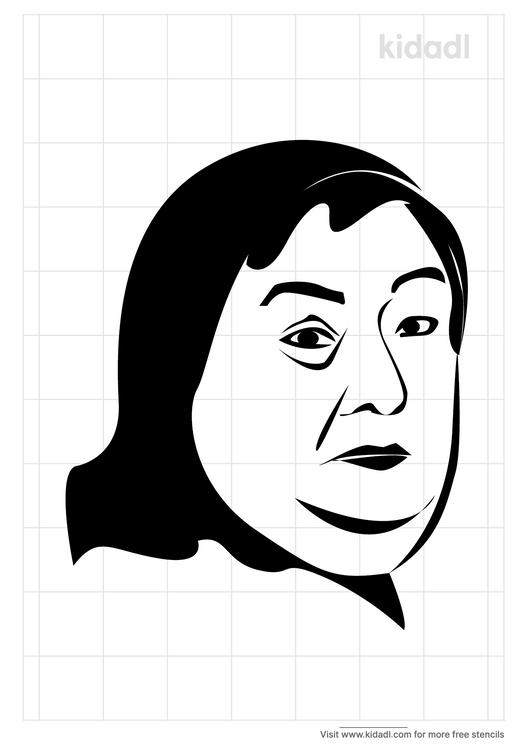 hebe-de-bonafini-stencil