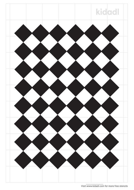 helice-stencil-template