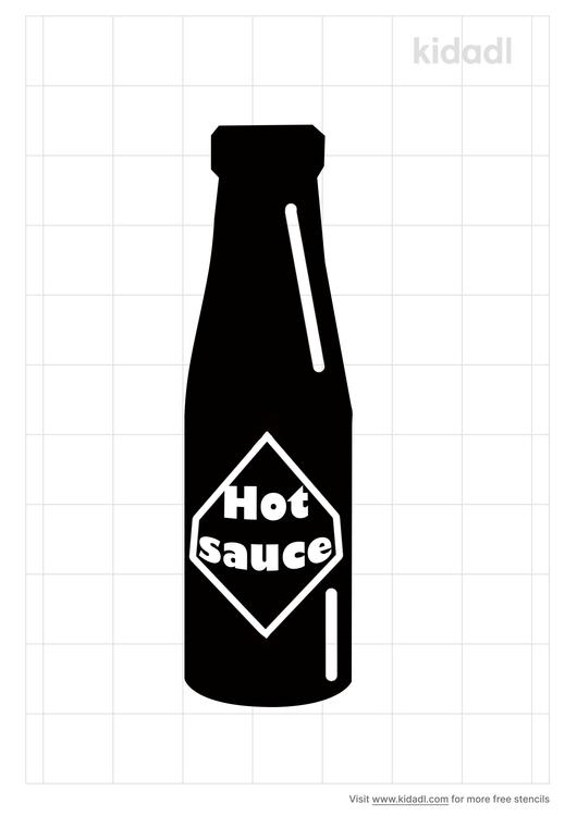 hot-sauce-stencil