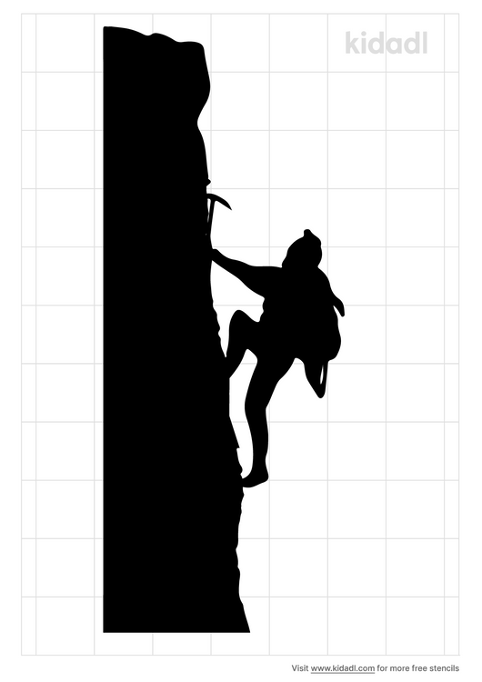 ice-climbers-stencil