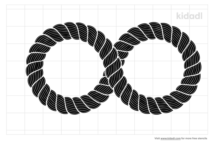 infinity-rope-stencil