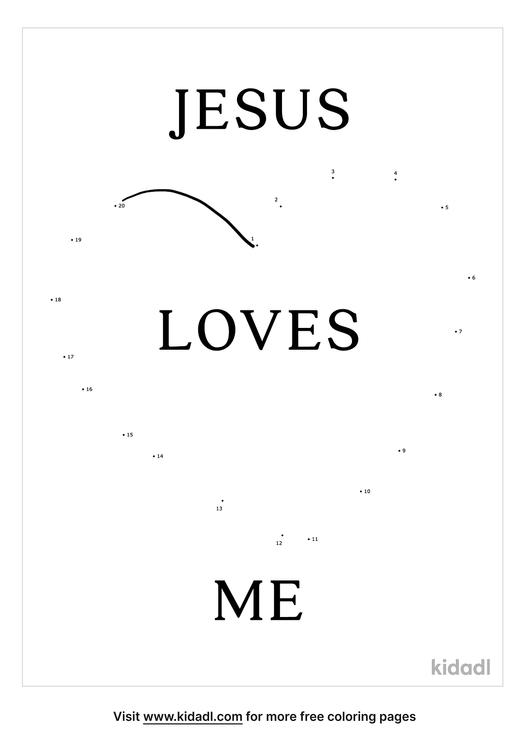 jesus-loves-me-dot-to-dot
