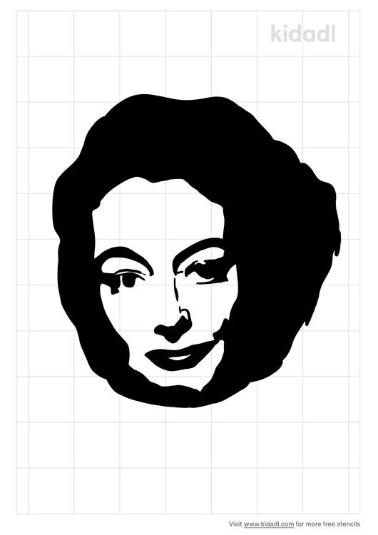 joan-crawford-stencil
