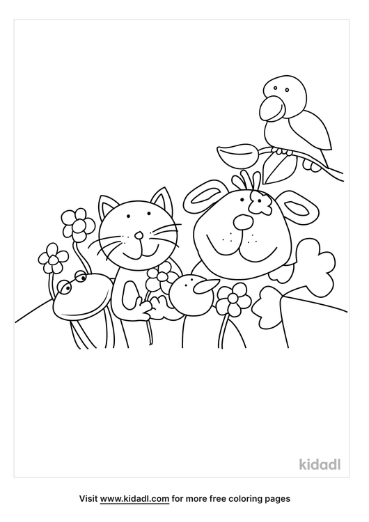 kitty-with-a-dog-and-butterfly-coloring-page.png