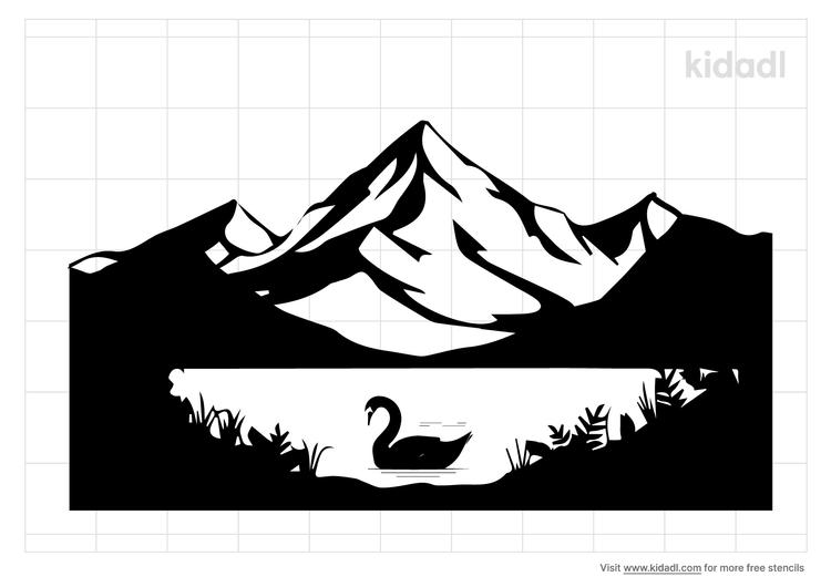 lake-stencil