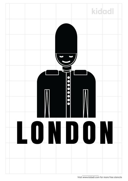 london-stencil