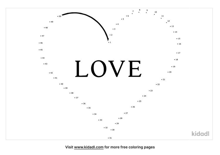 love-dot-to-dot