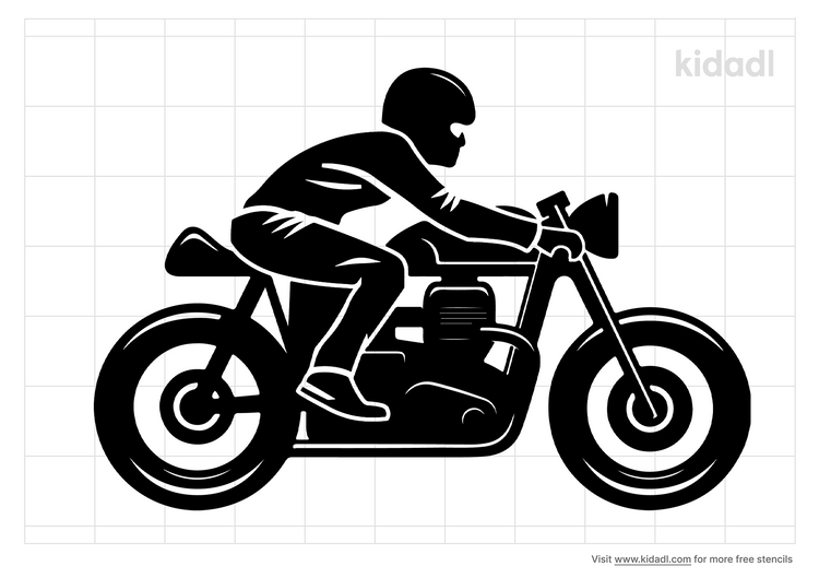 man-on-motorcycle-stencil