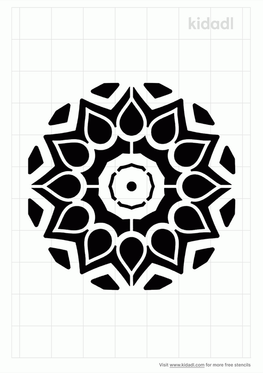 mandala-rock-painting-stencil