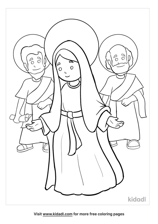 mary-and-the-saints-coloring-page.png