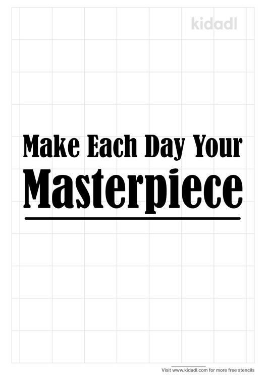masterpiece-stencil