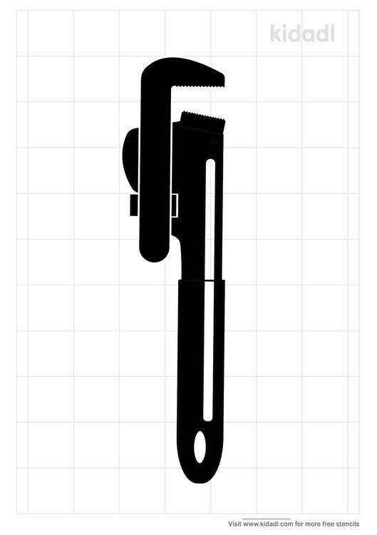 mechanic-tool-stencil