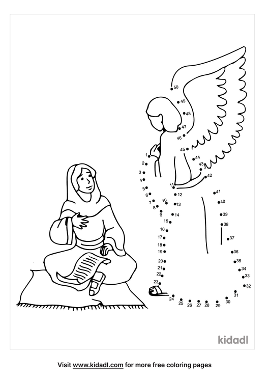 medium-angel-appears-to-mary-dot-to-dot