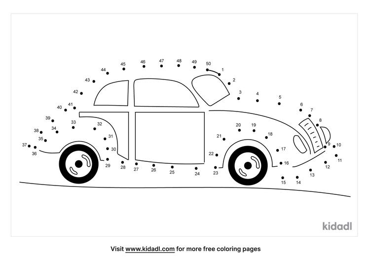 medium-antique-car-dot-to-dot