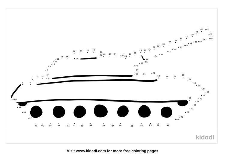 medium-army-tank-dot-to-dot