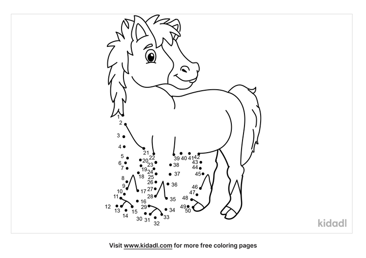 medium-baby-horse-dot-to-dot