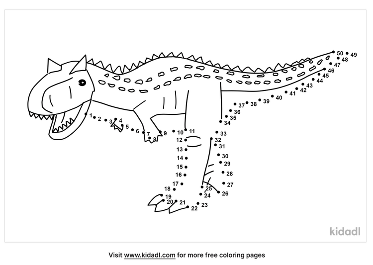 medium-carnotaurus-dot-to-dot