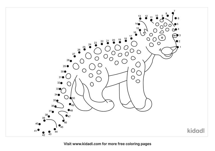 medium-cheetah-dot-to-dot