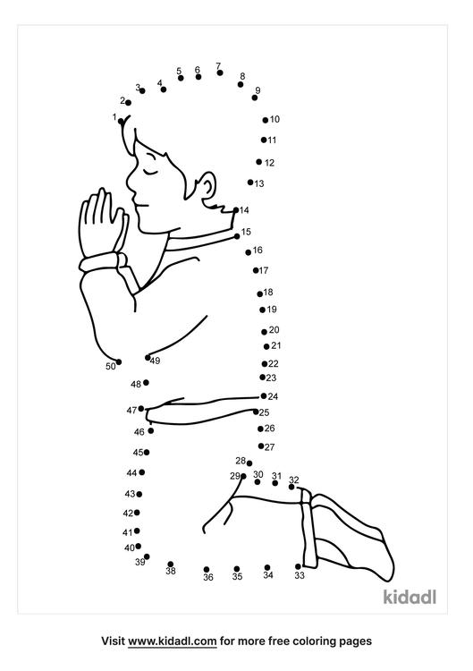 medium-child-praying-dot-to-dot
