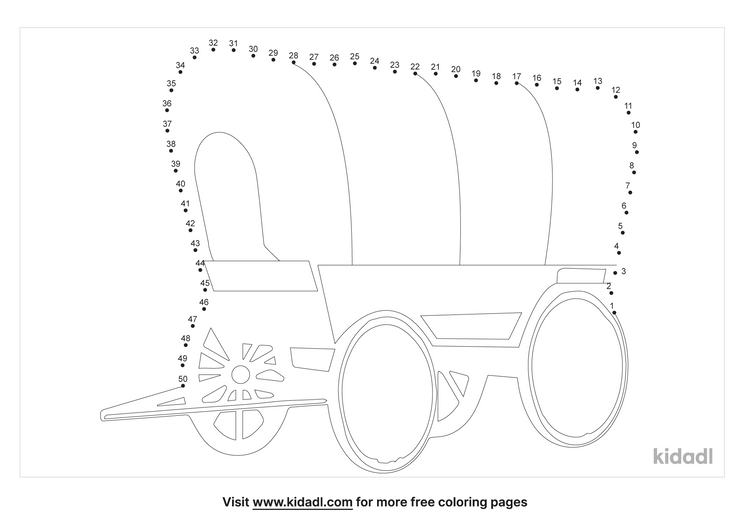 medium-covered-wagon-dot-to-dot